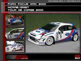 Ford Focus RS WRC 00