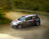 Ford Focus RS WRC 01