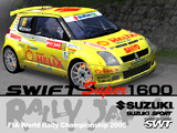 Suzuki Swift S1600